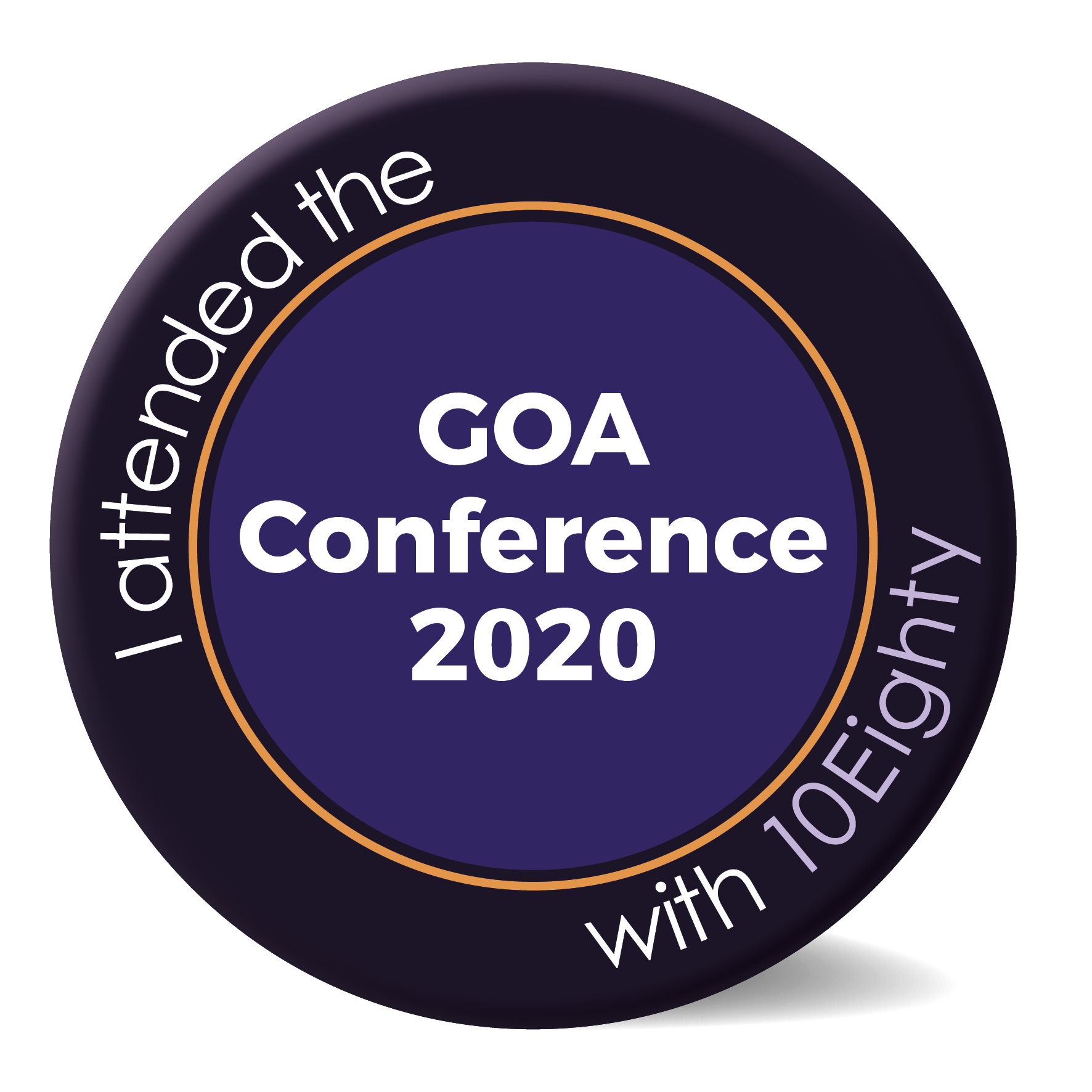 I attended the GOA Conference 2020 Badge